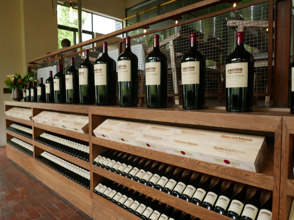rust en vrede wines