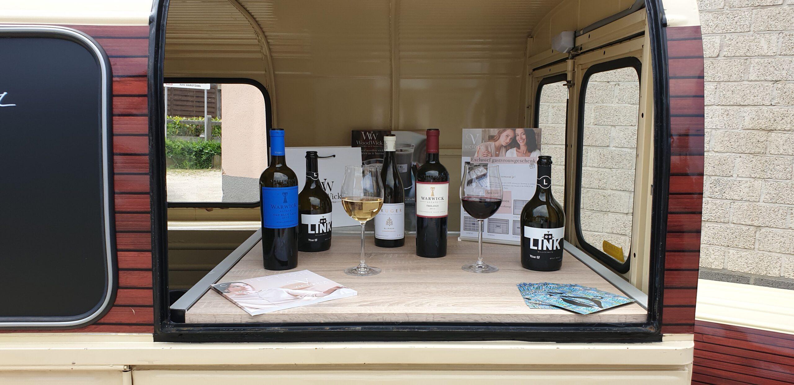 vonkelwijn, prosecco, cava, champagne