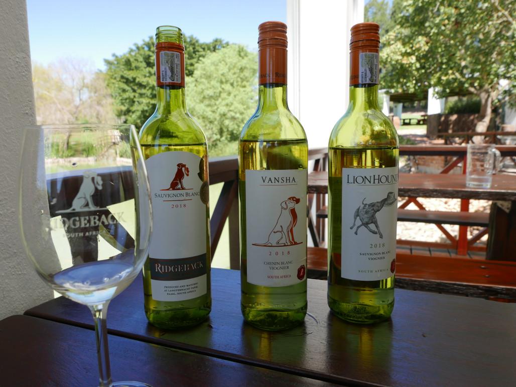 lion hound wijnproeverij