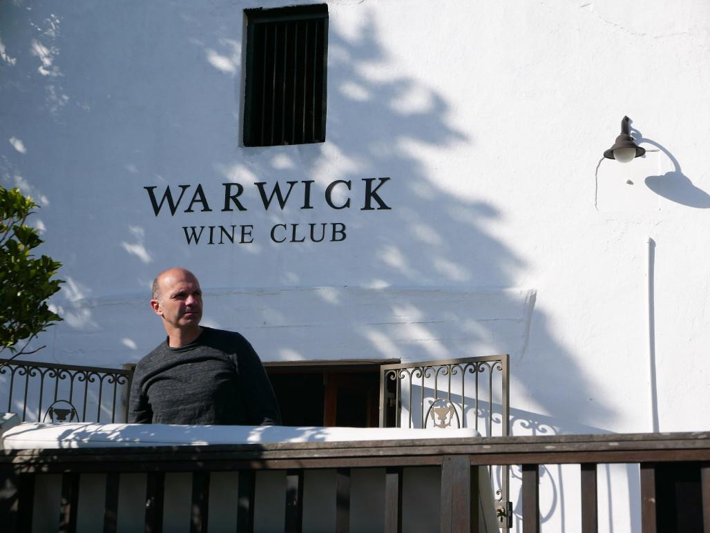 Warwick First Lady Cabernet Sauvignon, Sauvignon Blanc, Chardonnay