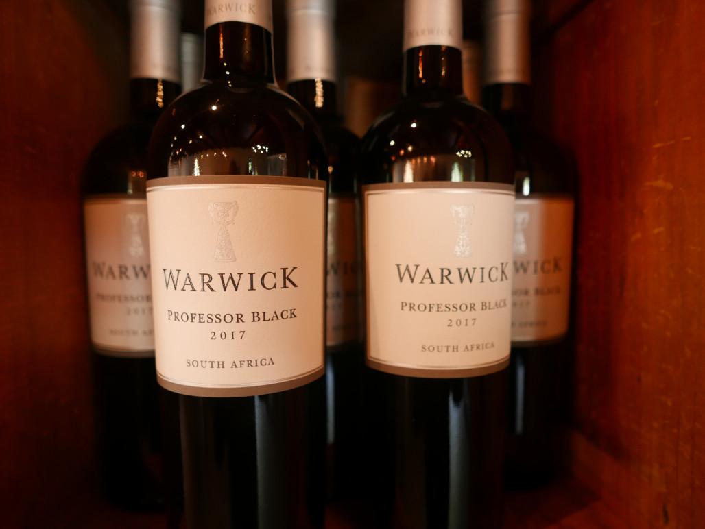 beste witte wijn uit Zuid-Afrika