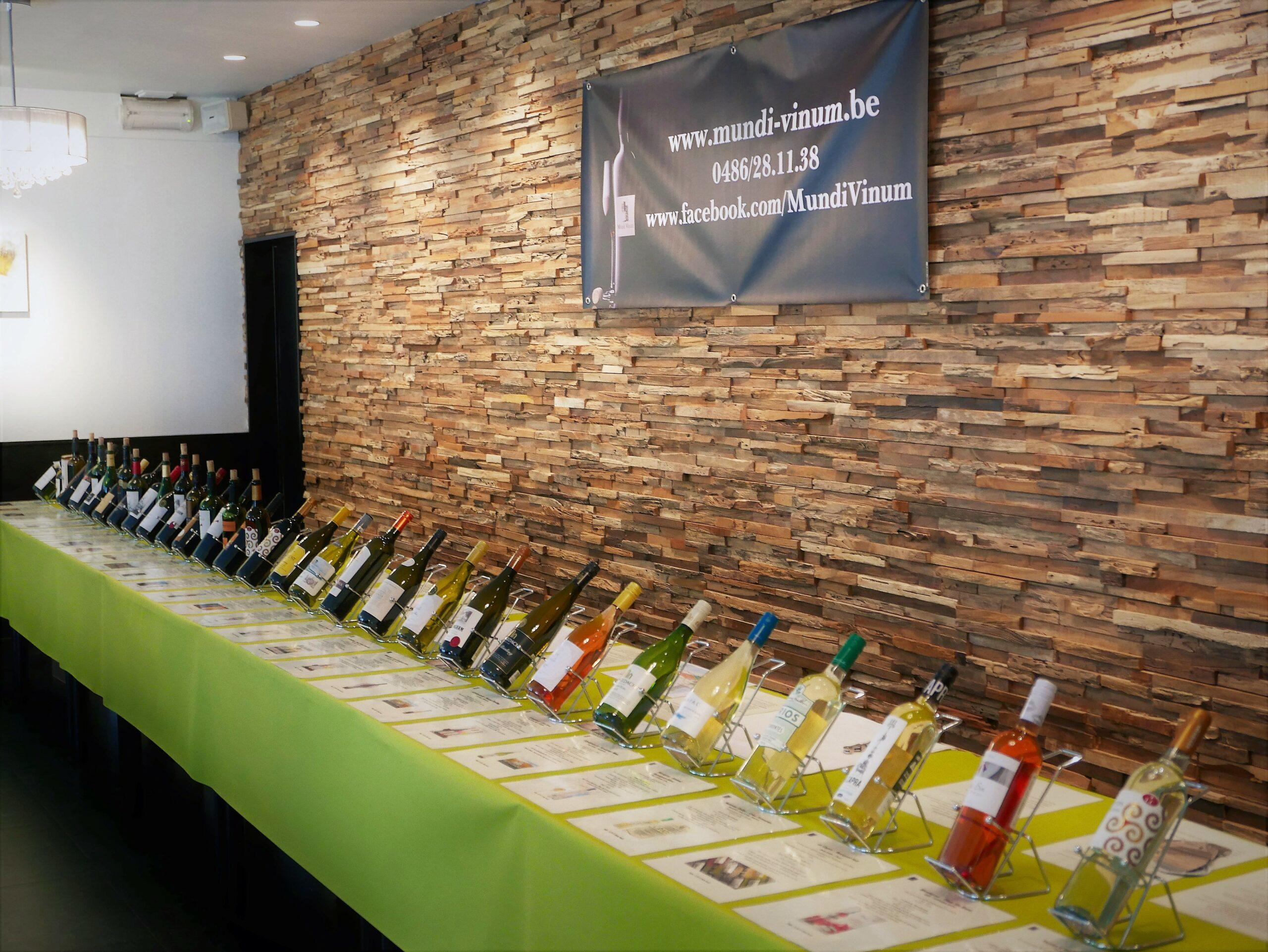 wijnhandel in de buurt van leuven