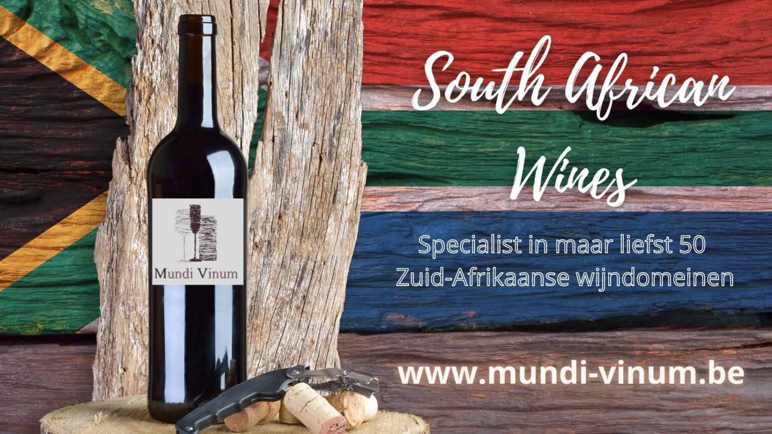 Zuid-Afrikaanse wijnen kopen