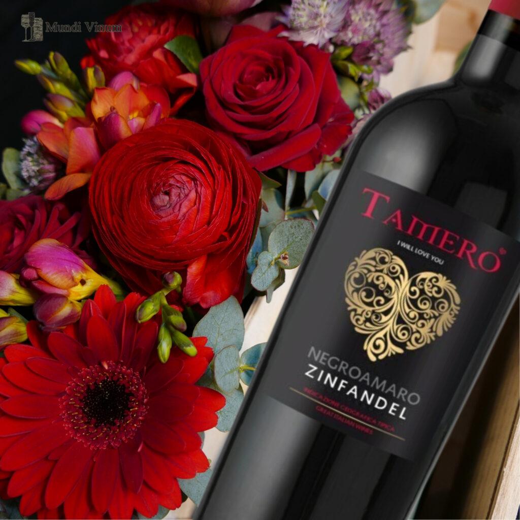 moederdag cadeau wijn bloemstuk italiaanse wijn online bestellen leuven herent bertem
